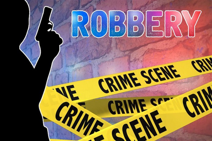 police robbery