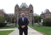 Michael Mantha MPP - Queens Park