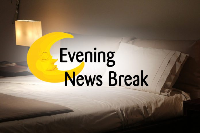 Evening News Break