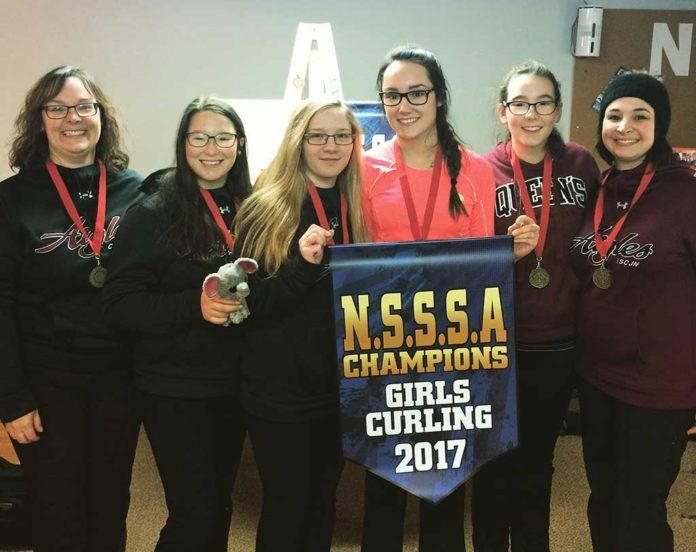 Jeunesse-Nord Curlers