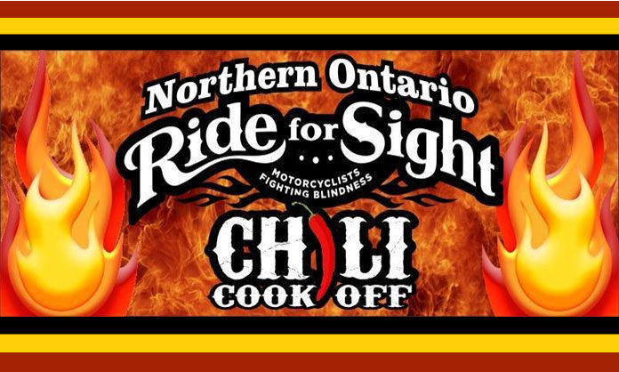 Ride for Sight Chili Cook off