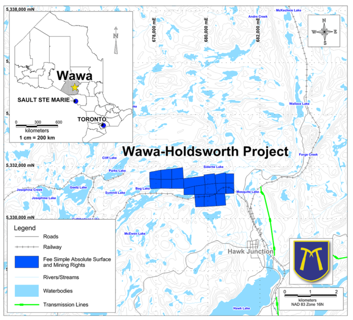 Wawa-Holdsworth Project