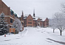 algoma university shingwalk hall