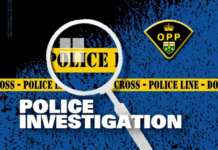 cThe Algoma District School Board and the Ontario Provincial Police are seeking assistance from the public. If anyone has information as to the identity of the person who made the bomb threats to Elliot Lake Secondary School, please contact OPP at 1-888-310-1122. Should you wish to remain anonymous, you may also contact Crime Stoppers online or by calling 1-800-222-8477.