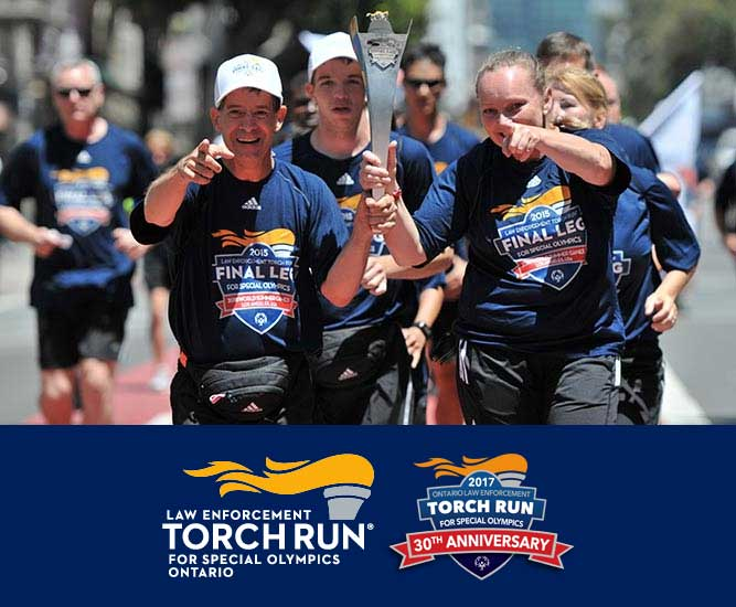 2017 Law Enforcement Torch Run