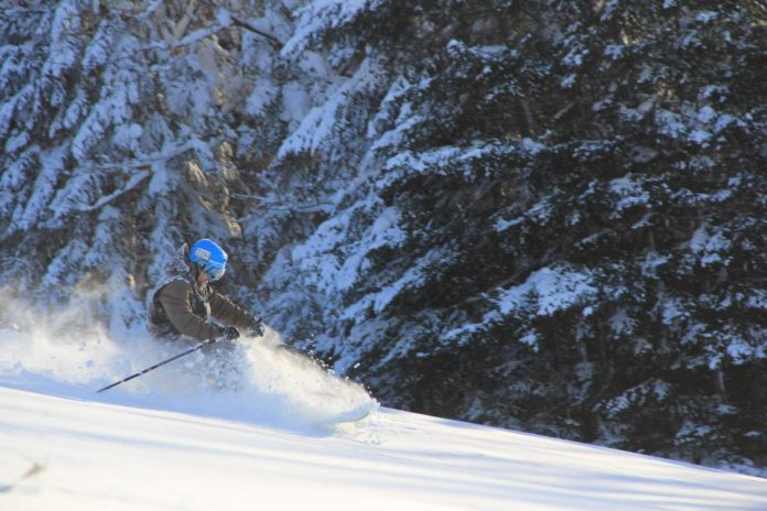 Searchmont Skiing