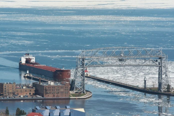 freighter duluth