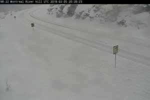 Highway 17 Conditions