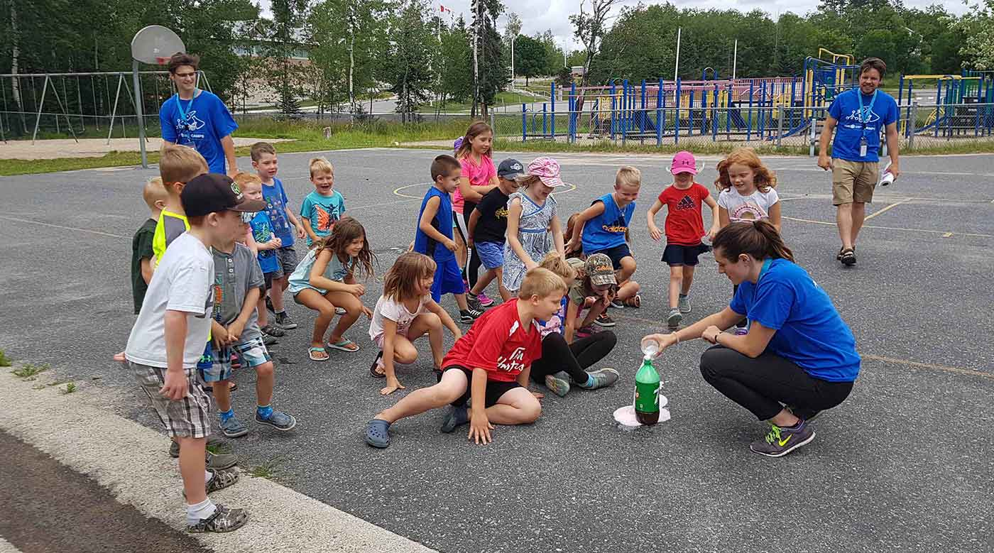 Science North Summer Camps