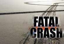 fatal crash snowmobile